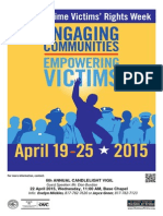 Engaging Victims