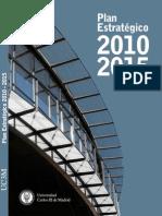 Plan_estratégico Universidad Carlos III