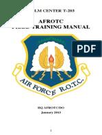 2013 AFROTC Field Training Manual