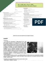Artículo de Educación y Ecología del Paisaje en el Boletin nº23-ASADEP