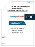 Company Profile of Flipkart