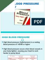 high blood pressure client powerpoint