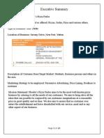 Principle of Business SBA