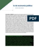 Diccionario de Economía Política