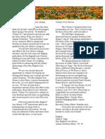 Spring 2015 Alumni Newsletter