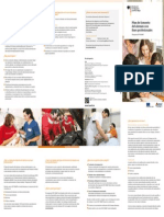 Plan de Fomento Del Alemán Con Fines Profesionales