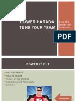 Harada Method