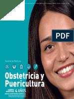 malla curricular obstetricia y puericultura universidad de valparaiso, chile