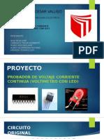 Proyecto Medidor de Voltaje