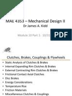Clutches & Brakes