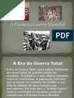 Primeira Guerra Mundial (1)