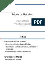 Tutorial de MatLab(Clase1)