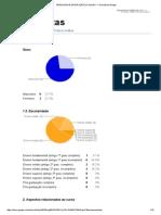 Pesquisa de Satisfação Do Aluno - Formulários Google