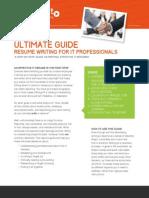 cover letter résumé communication