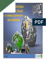 3 Gestion Électronique de l'Injection Diesel à Rampe Commune Des Matériels