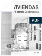 Viviendas y Sistemas Constructivos