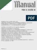 Manual para el Diseño de Instalaciones Electricas en Residencias