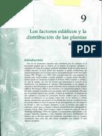 Los factores edaficos y la distribucion de las plantas - David B. Clark