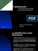 At Planificación 2015