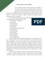 Metode Specifice de Cercetare Stiintifica