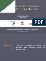 Web 20 y Agroturismo
