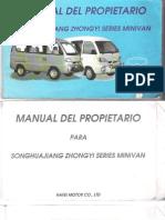 Manual de Propietario Hafei Zhongyi