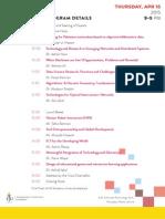 Research Symposium Invite