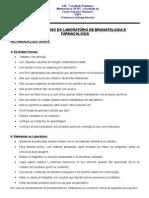 Bromatologia e Farmacologia