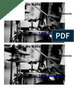 Clases de Batería 1 Imprimir