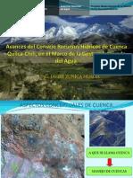 AVANCES EN LA GESTION INTEGRADA DE LOS R.H