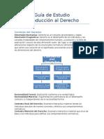 Material de Estudio - Introducción Al Derecho