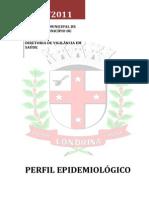 Perfil_epidemiologico Londrina 2010-2011