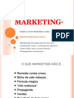 Marketing Fabio Lucio