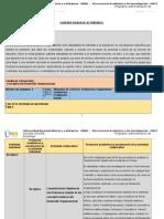 Guia Integrada de Actividades Academicas 2015 Desarrollo Organizacional