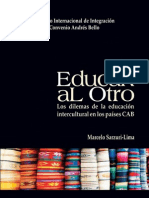 Educar Al Otro, dilemas de la educación intercultural en los países CAB