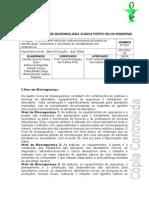 Laboratório de Microbiologia Clínica Porto Velho Rondônia
