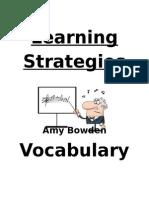 learning strategies