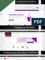Manual de Instalación de  la Plataforma didáctica Claroline en el Servidor web Hostinger.mx