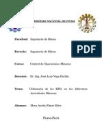1er Trab. Los KPIs (Mora Antón)