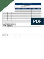 LD-AP-Inspección Mensual de Extintores