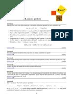 Exercice Anneau de Polynome 2 Anneaux Quotient