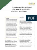 Pontos de Cultura enquanto movimento social