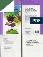 Lucia Moñitos Corazón de Melón