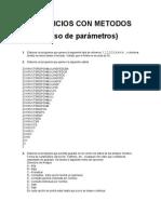 P6_Ejercicios de Vectores y Metodos_1