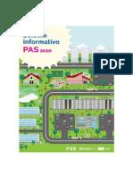 Boletim Informativo PAS 2010