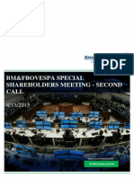 Extraordinary Shareholders' Meeting - 04.13.2015 - Practical Guide