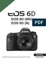 Manual EOS 6D