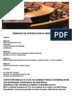 Seminario de Introducción Al Derecho Civil