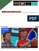 Telefe Com Peligro Sin Codificar