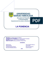 Guia La Ponencia